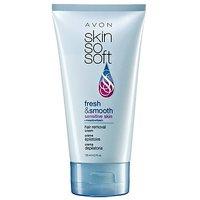 Avon Sss Fresh & Smooth Hair Removal Cream Sensitive Skin 4.2 Oz.