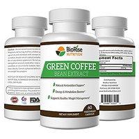 BioRise Nutrition  Green Coffee Bean Extract - 60 Veget