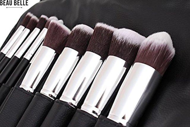 Beau Belle Makeup Brushes 10pcs
