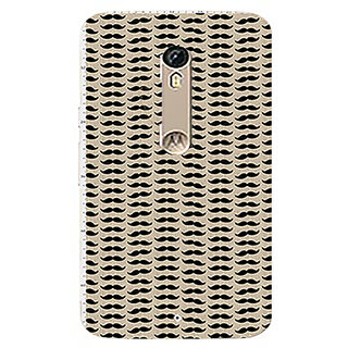 Printgasm Moto X Style printed back hard cover/case,  Matte finsh, premiun 3D printed, designer case