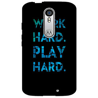 Printgasm Moto X Force printed back hard cover/case,  Matte finsh, premiun 3D printed, designer case