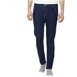 IBS Navy Blue men's Jeans   Denim regular fit 36