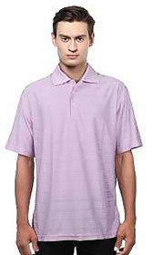 Adidas pink colour polo t-shirt