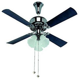 Crompton Greaves Uranus 4 Blades 1200 Mm Ceiling Fan Black Fans