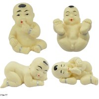 only 4 you  Vastu / Fengshui New Born Baby Set Of Four For Complete The Boy Born Wish For Ladies