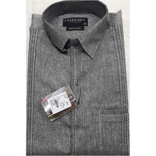 CORAIZEN Mens Party Wear Shirt Only 40 Size)