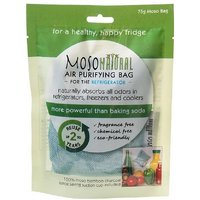Moso Natural Air Purifying Bag, Keeps Your Refrigerator and Cooler, Fresh, Dry and Odor Free, Portable Room Air Purifier