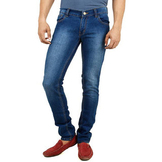 Stylox Dark Blue Slim Fit Jeans