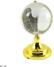 only4you  Crystal Products Feng Shui Crystal Globe For Success, Good luck  Prosperity Healing Gemstone