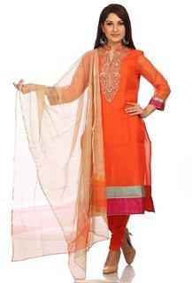 Women's Straight Salwar Suit