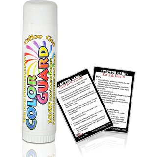 Buy tattoo goo color guard protection made in usa online for Tattoo goo where to buy