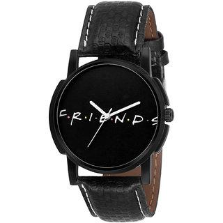 Eraa Men Analog Black Exquisite wrist watch