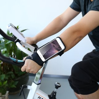 Aeoss Waterproof Mobile holder Forearm Arm Band Bike Bicycle Riding Running Sport ArmBand Case For iPhone 6 6s 7 7 plus