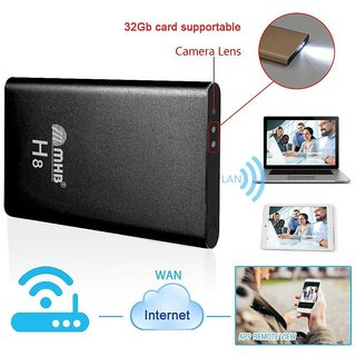 M MHB WiFi - Hidden Spy Camera FULL HD 19201080 Quality directly seen on your mobile with recording in mobile phone Anytime Anywhere.