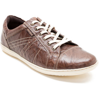 Red Tape Men'S Brown Casual Shoes