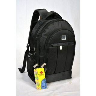 ae193f0cfdea Buy Priority Black Laptop Backpack Online   ₹520 from ShopClues