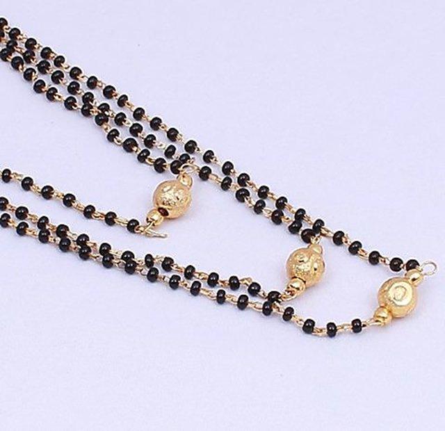 Jewelz 3 Layered Mangalsutra Chain