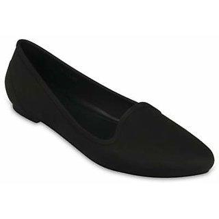 Crocs Women's Black Flats