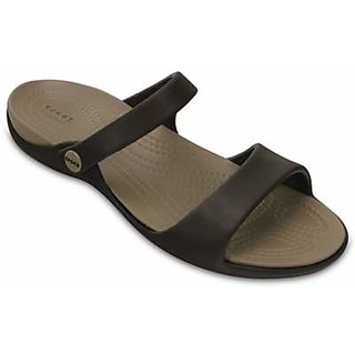 Crocs Women's Brown Sandals
