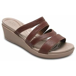 Crocs Women's Brown Wedges