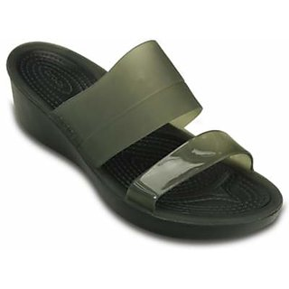 0fbbe3dea7cc Crocs ColorBlock Wedge W available at ShopClues for Rs.2707