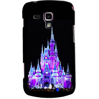 Snooky Digital Print Hard Back Cover For Samsung Galaxy S Duos S7562 Td12682