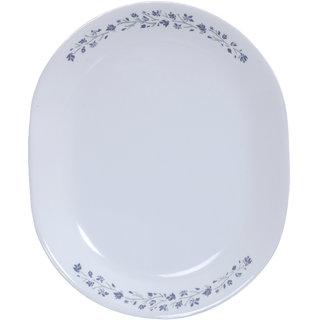 Corelle Livingware Lilac Blush 2 pcs Oval Serving Platter