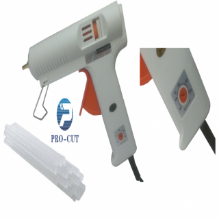 Hot Melt Glue Gun +05 Glue Sticks 100W Adjustable Constant Temperature