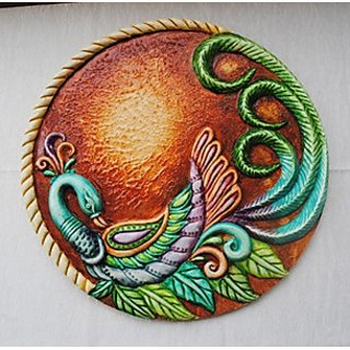 Wall hanging murals and paintings for Mural work using m seal