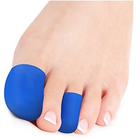 Squad Goods Silicone Toe Cap Protector And Finger Sleev