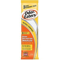Odor-Eaters Ultra Comfort Odor-Destroying Insoles, One