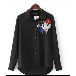 Black Summer Designer Collection Top