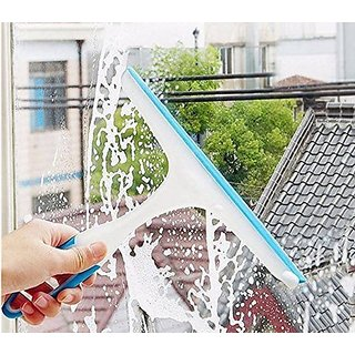 Fashion Bizz Non Scratch Kitchen/Car/Window/Windshield/Windscreens/Kitchen/Bathroom tiles/Mirrors/Glass Cleaning Wiper