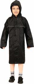 Goodluck Unisex Full Sleeve Raincoat(KidsRaiCoat33)