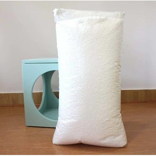 Home Story 0.5 ( Half ) KGS High Density Bean Bag Refill for Bean Bags