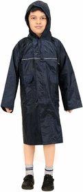 Goodluck Unisex Full Sleeve Raincoat(KidsRaiCoat36)