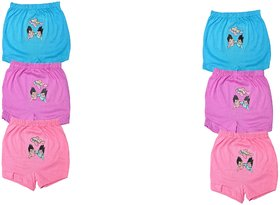 GIRLS INNERWEAR PACK OF 6