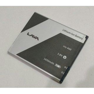 Original iris460 Battery For Lava iris 460 Mobile Phone 1650mAh