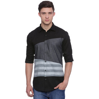 Campus Sutra Men Casual Multicolor Shirt