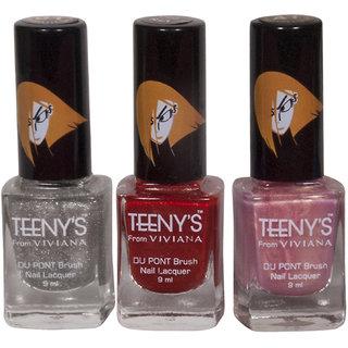 Viviana Teenys Nail Paint Combo Pack