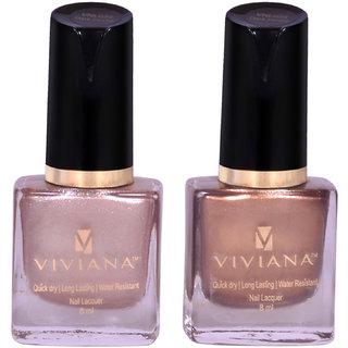 Viviana Premium Nail Paint Combo Pack