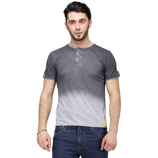 Campus Sutra Men Henley Tshirts