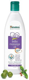 Himalaya  Baby Massage oil 100ml