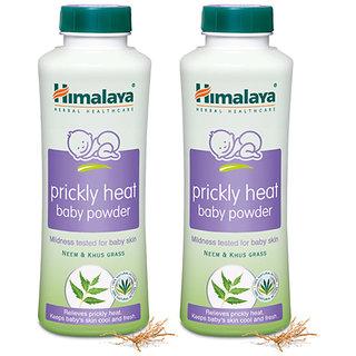 Himalaya Baby Prickly Heat Powder 200gm (Pack of 2)
