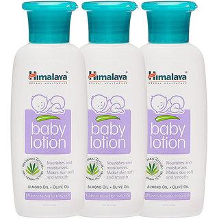 Himalaya Baby Lotion 100 ml (Pack of 3)