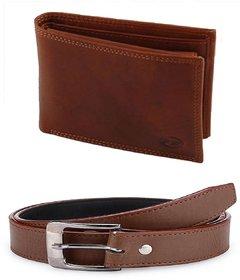 Combo Offer Exclusive Men Belt And Wallet
