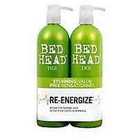 TIGI Bed Head Re-Energize Shampoo & Conditioner Duo 25.36oz [Misc.]