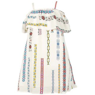 a11160b3a6d Buy Euphoria Fit and Flare Girls  Dress Online - Get 43% Off