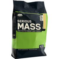 Optimum Nutrition Serious Mass - 12 Lbs (Banana) - 120106323