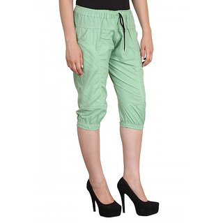 Vestire Brand Cotton Capri for Casual  Party Wear